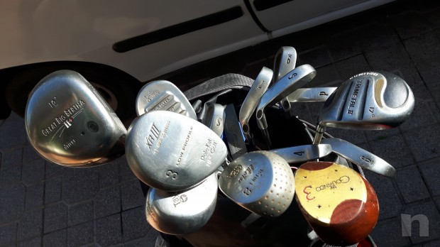 Set mazze da golf foto-6278