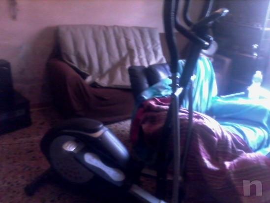 bici ellittica fitness casalingo foto-6424