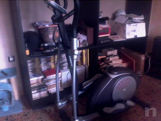bici ellittica fitness casalingo foto-3641