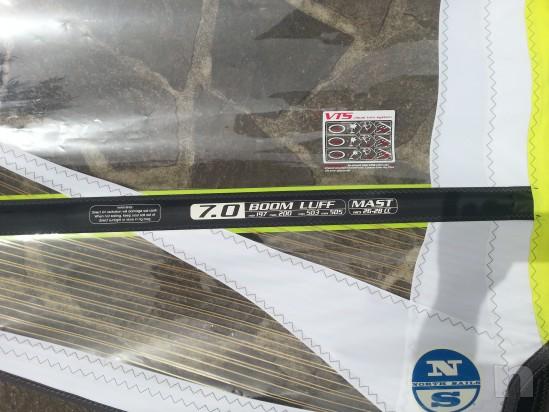 Vendo 3 Vele Windsurf foto-6470
