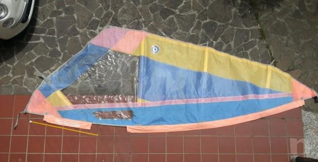 Vendo 3 Vele Windsurf foto-6471