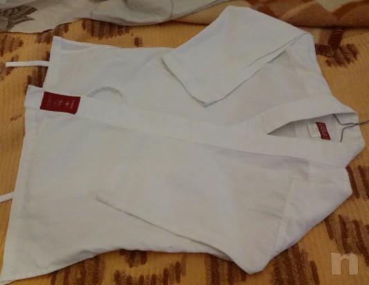 kimono  per arti marziali nuovo per bambino foto-3800