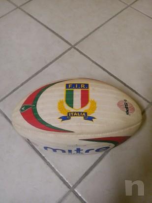 Pallone da Rugby F.I.R. della Mitre anno 2004 foto-3814