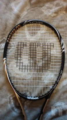 Racchetta tennis Wilson BLX blade 98  foto-6750