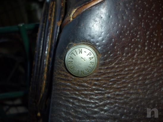 Sella per cavallo inglese foto-376