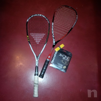 SQUASH - TECNIFIBRE Top Player Racchette foto-3820