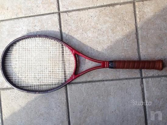 Racchette da tennis vintage  foto-6756