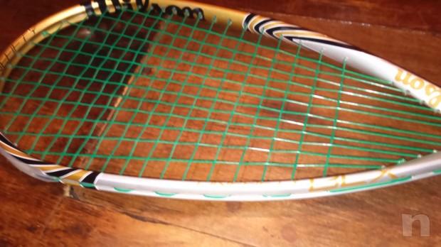 Racchetta squash Wilson blx one fifty  foto-6759