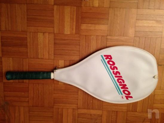 Racchetta da tennis Rossignol  foto-3850