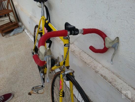Vendo bici d epoca bianchi ottimo stato foto-6805