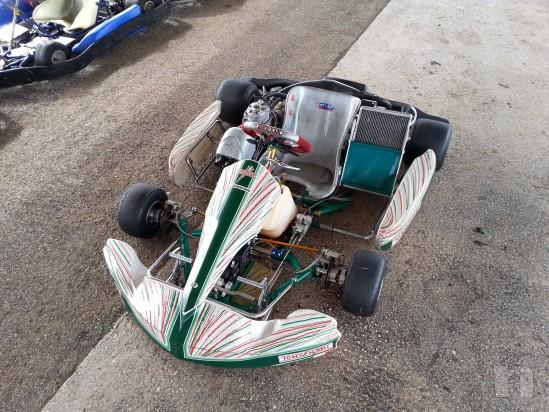 Go kart 125 a marce con cambio al volante me-shifter F1 foto-3871