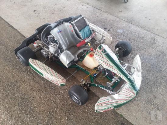 Go kart 125 a marce con cambio al volante me-shifter F1 foto-6836