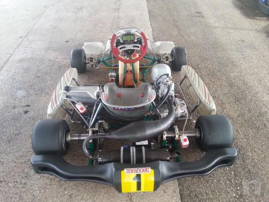 Go kart 125 a marce con cambio al volante me-shifter F1 foto-6835
