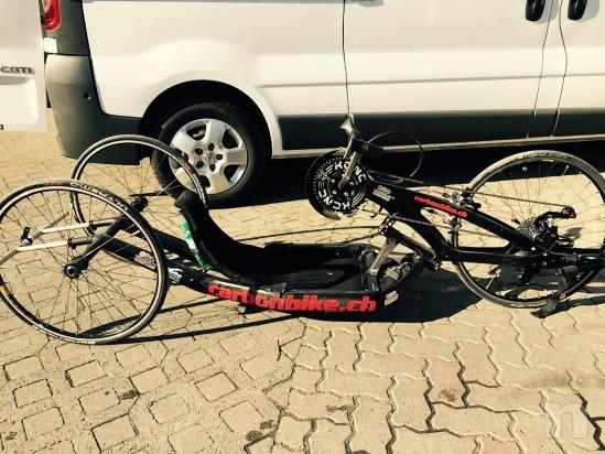 Vendo handbike professionale foto-392