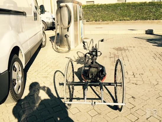 Vendo handbike professionale foto-388