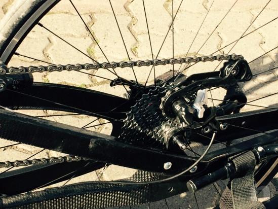 Vendo handbike professionale foto-389