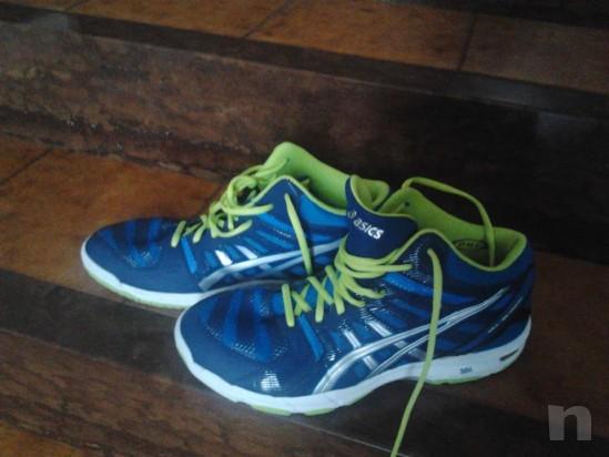 Vendo scarpe Volley da uomo Asics foto-3992