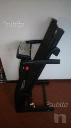 tapis roulant domyos tc 140 elettrico fitness in vendita a venezia