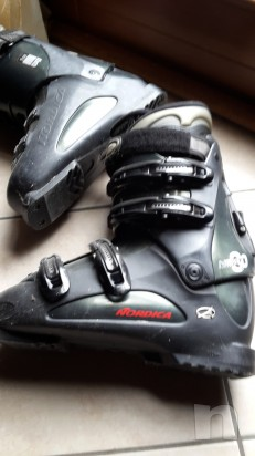 scarponi sci nordica nuovi n.41 scarponi nordica n.44 scarponi snobord  n.44 foto-7075
