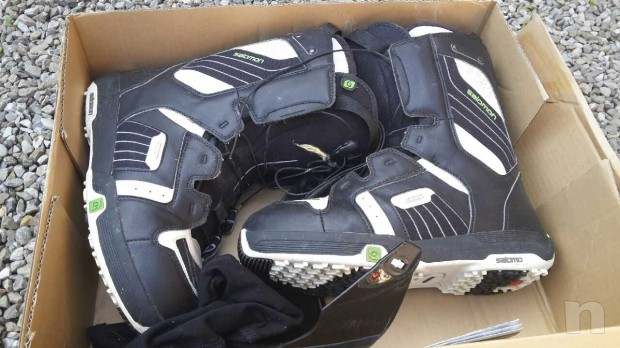 scarponi sci nordica nuovi n.41 scarponi nordica n.44 scarponi snobord  n.44 foto-7077