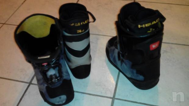 scarponi snowboard mis. 40 foto-4024