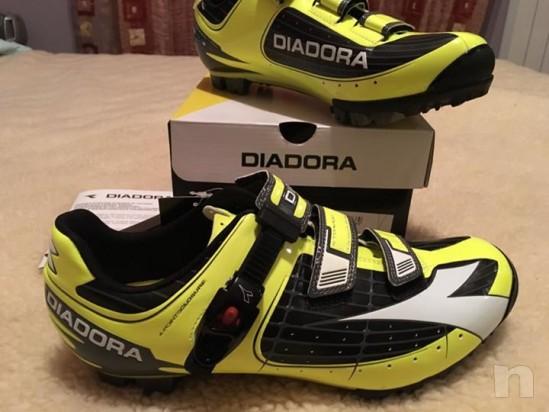 scarpe mtb diadora nuove 44,5 foto-4054