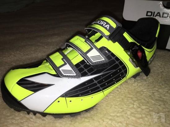 scarpe mtb diadora nuove 44,5 foto-7151