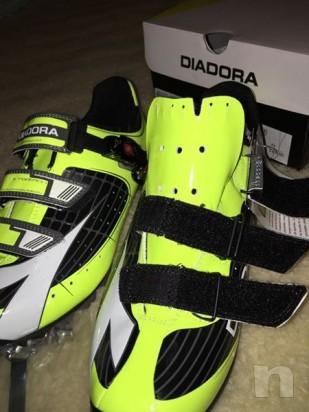 scarpe mtb diadora nuove 44,5 foto-7152