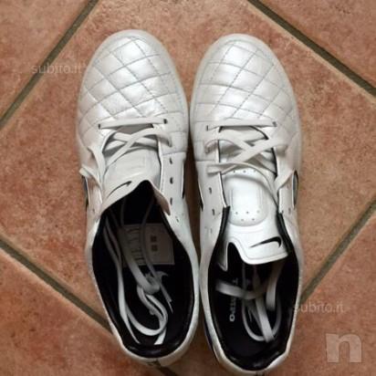 Nike tiempo bianche nuove 40 foto-414