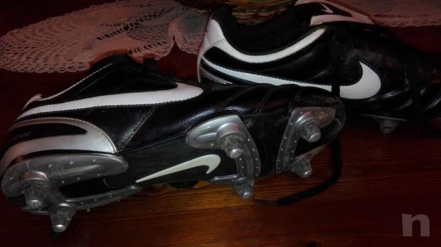 scarpe da calcio 6 tacchetti nike tiempo foto-7266