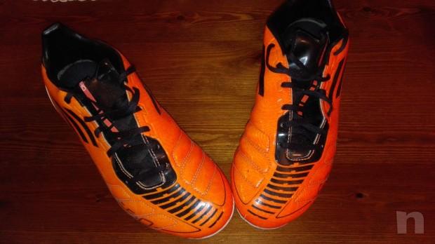 Scarpe calcio adidas f10 trx foto-4108