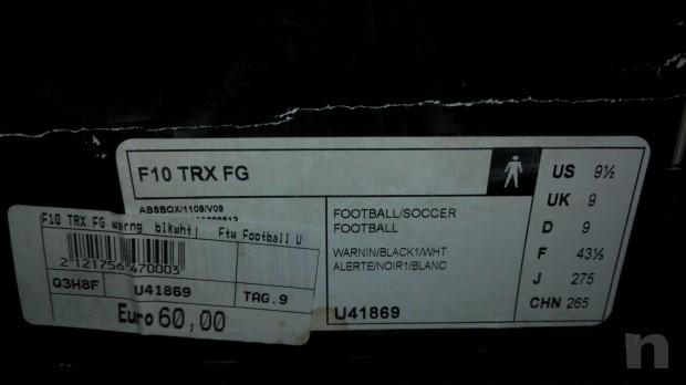 Scarpe calcio adidas f10 trx foto-7267