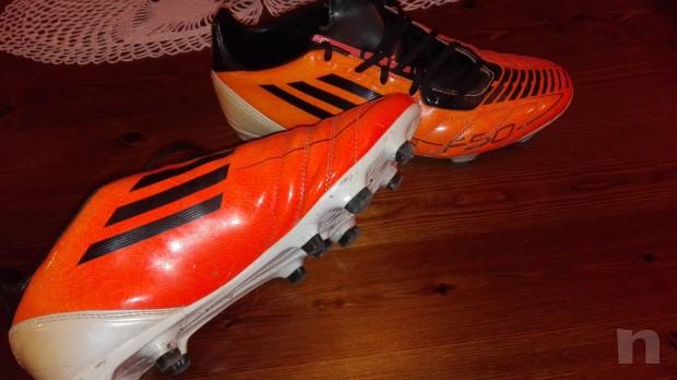 Scarpe calcio adidas f10 trx foto-7268
