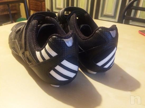 Ciclismo, scarpe da corsa Adidas 42 12
