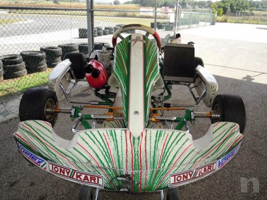 Tony kart EVRR - Motore BMB HAT 125 foto-439