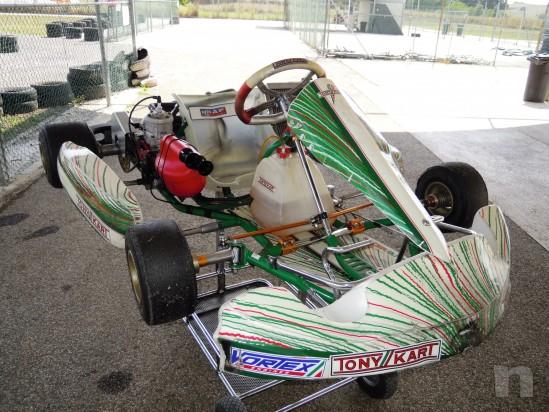 Tony kart EVRR - Motore BMB HAT 125 foto-416