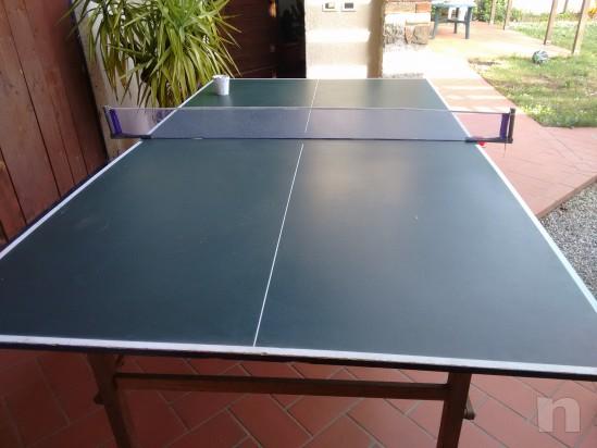 Vendo tavolo ping-pong foto-7410