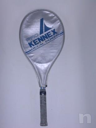 Rachetta da tennis pro kennex regal power foto-7460
