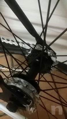 bicicletta professionale in alluminio foto-7480