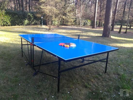 Tavolo da ping-pong modello Nueva foto-4212