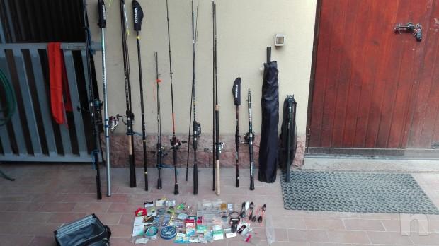 attrezzatura da pesca completa foto-4214