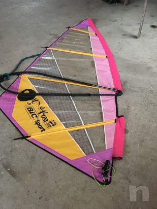 Windsurf completo BIC foto-4261