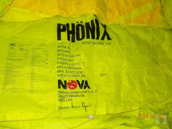 Parapendio marca Nova. usato ma in perfette condizioni foto-4278
