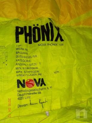 Parapendio marca Nova. usato ma in perfette condizioni foto-7618