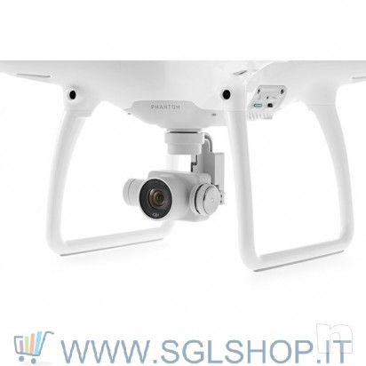 Drone DJI Phantom 4 camera e custodia inclusa foto-7768