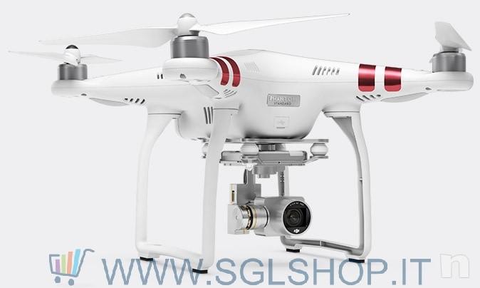 Drone DJI Phantom 3 Standard camera inclusa foto-4375