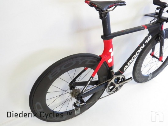 Brand New 2016 Argon 18 E-118 AVANTI TT biciclette foto-7769