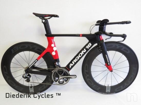 Brand New 2016 Argon 18 E-118 AVANTI TT biciclette foto-4381