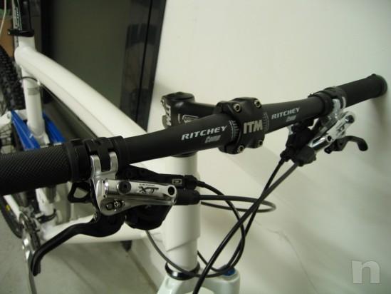 Bicecletta Bmw Fully, XT, RH 55 cm Usata foto-7854