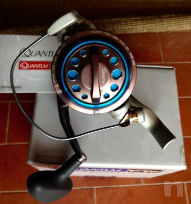 Mulinello spinning quantum cabo 80 pts foto-490
